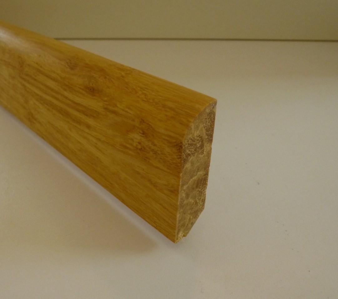Bambus Sockelleisten Natur | sockelleisten befestigen
